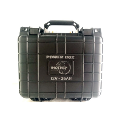 Power box IMOTHEP carpbaits